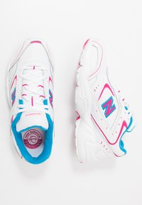 New Balance - Sneakersy niskie - white - 1