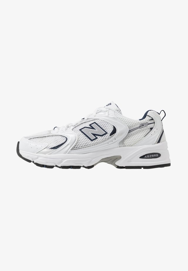530 - Sneakers laag - white