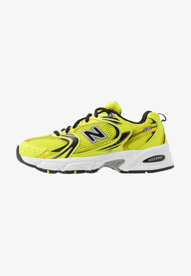 MR530 - Sneakers laag - yellow