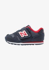 New Balance - IV373CC - Baskets basses - navy/red - 1