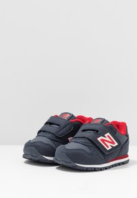New Balance - IV373CC - Baskets basses - navy/red - 3