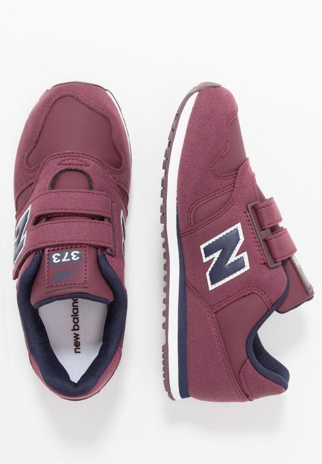 YV373CC - Sneakers laag - burgundy