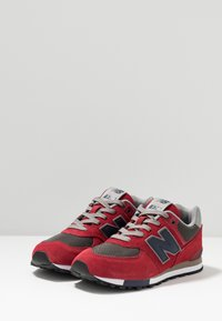 New Balance - GC574FNB - Joggesko - red - 3
