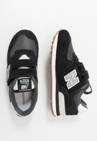 New Balance - YV574SPT - Sneaker low - black - 0