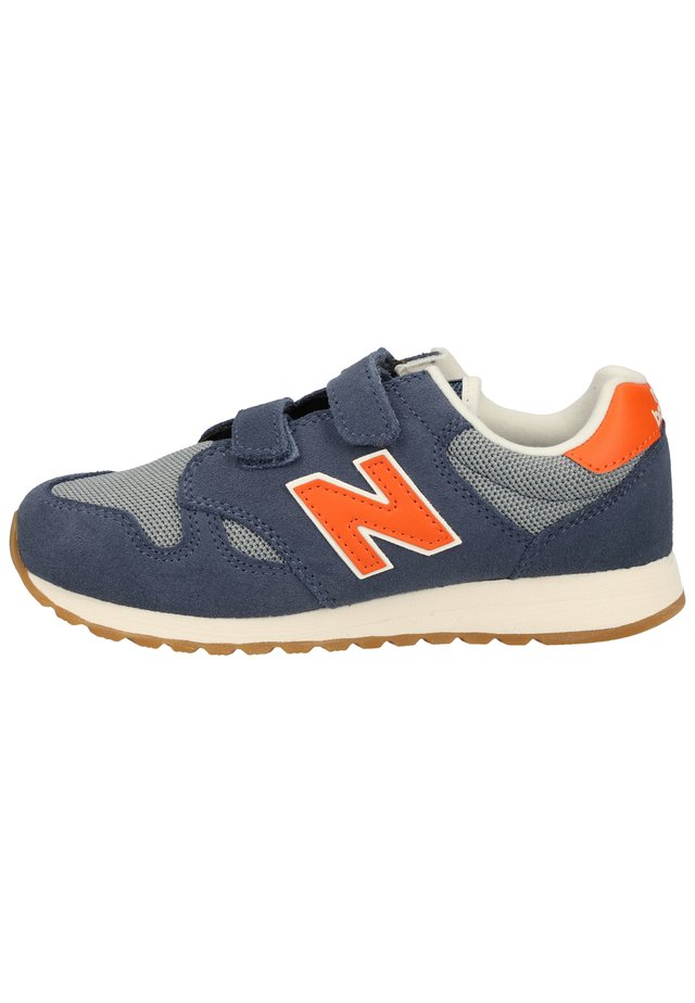 NEW BALANCE SNEAKER - Klettschuh - gn blue/orange 5