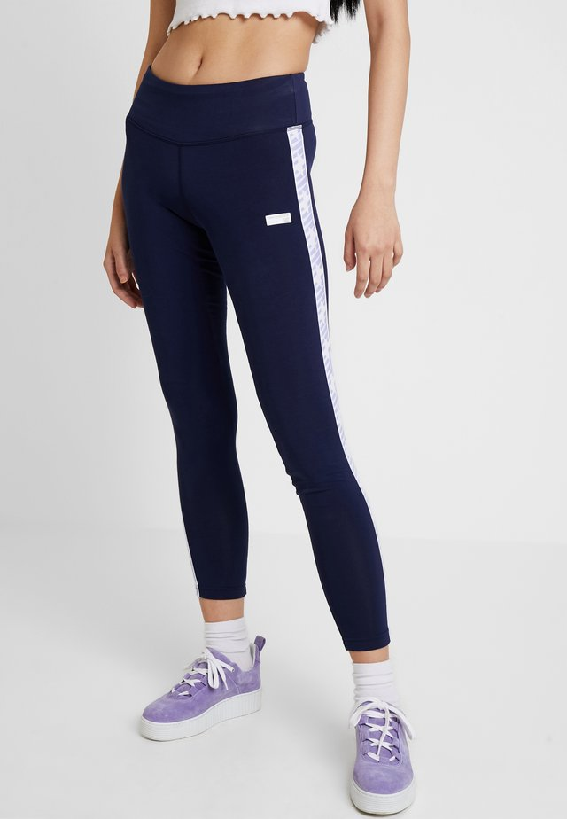 ATHLETICS CLASSIC LOGO - Leggings - pigment