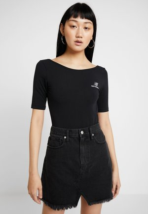 ATHLETICS ARCHIVE BODYSUIT - Top - black