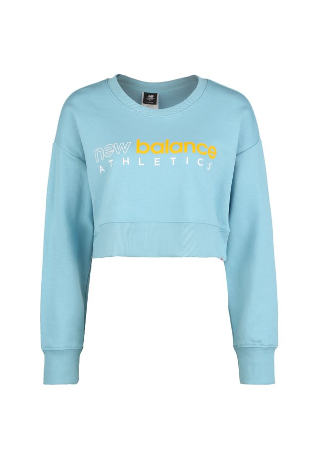 ESSENTIALS ICON CREW - Sweater - other blue