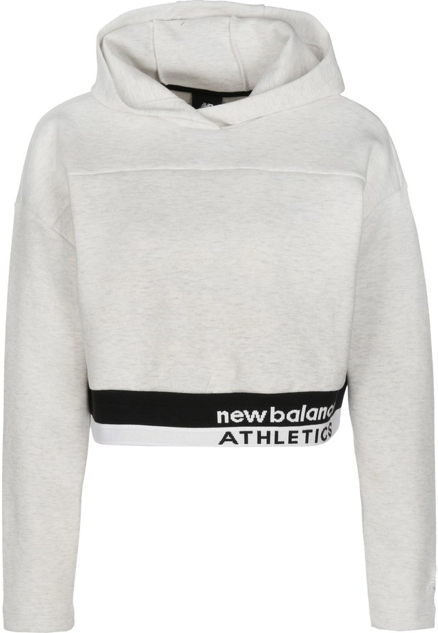 NEW BALANCE SWEATER WT01500 - Hoodie - sah seaslhtr