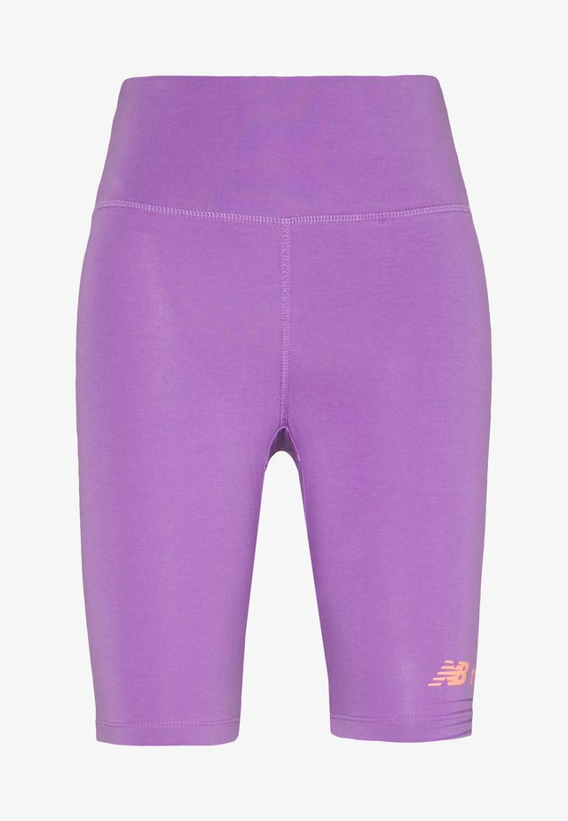 SPORT STYLE OPTIKS BIKER - Shorts - neoviolt
