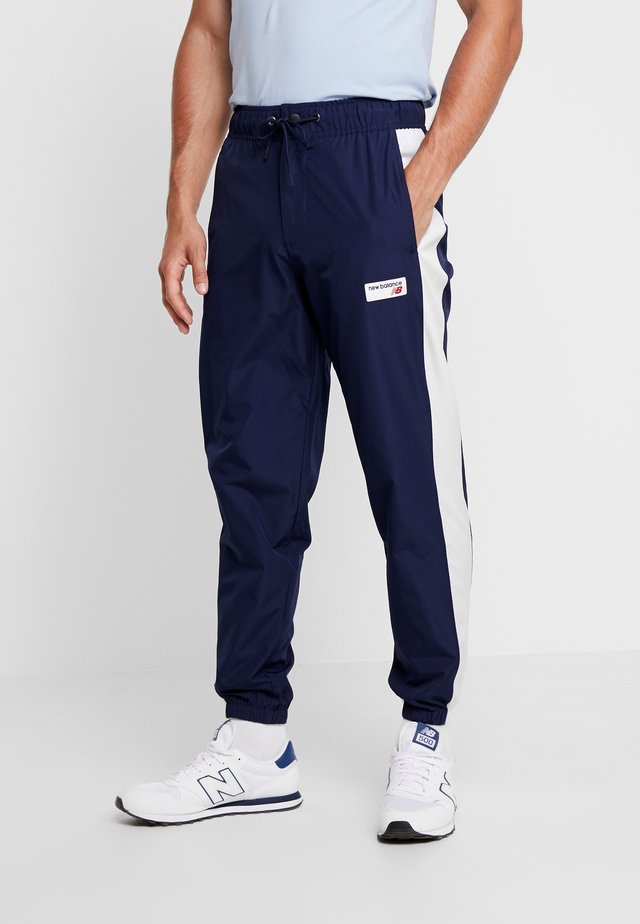 ATHLETICS PANT - Tracksuit bottoms - dark blue