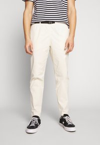 New Balance - PANT - Trousers - bone - 0