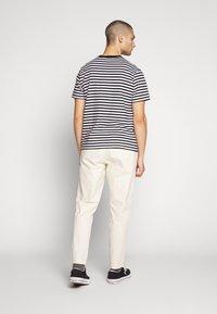New Balance - PANT - Trousers - bone - 2