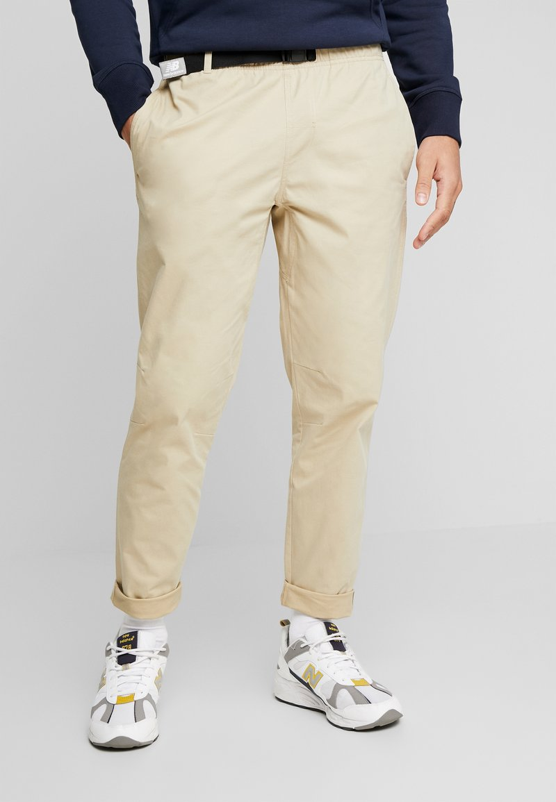 New Balance - PANT - Trousers - incense