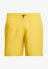New Balance - NB ATHLETICS WIND SHORT - Shorts - varsgold - 5