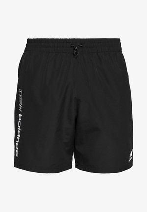 NB ATHLETICS WIND SHORT - Szorty - black