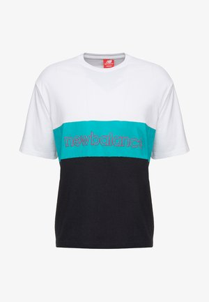 ATHLETICS CLASSIC  - T-shirt imprimé - verdite