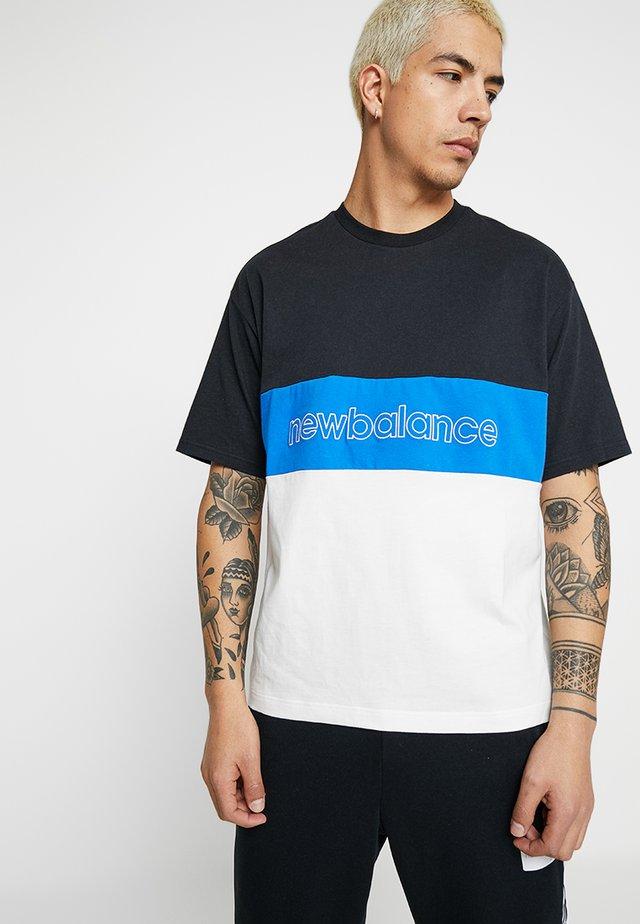 ATHLETICS CLASSIC  - T-shirt imprimé - black