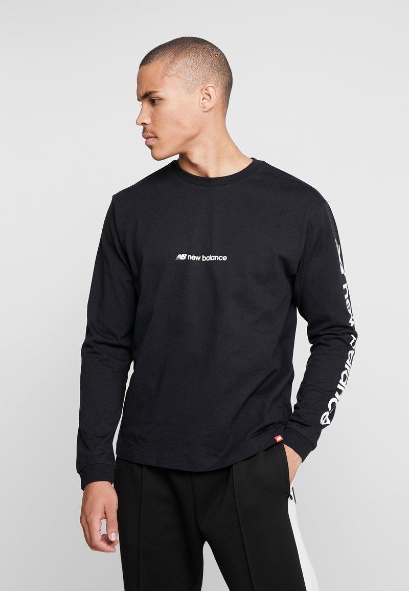 New Balance - Sweatshirt - black