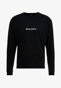 New Balance - Sweatshirt - black - 4