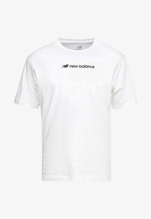 SPORT STYLE OPTIKS  - T-shirt med print - white