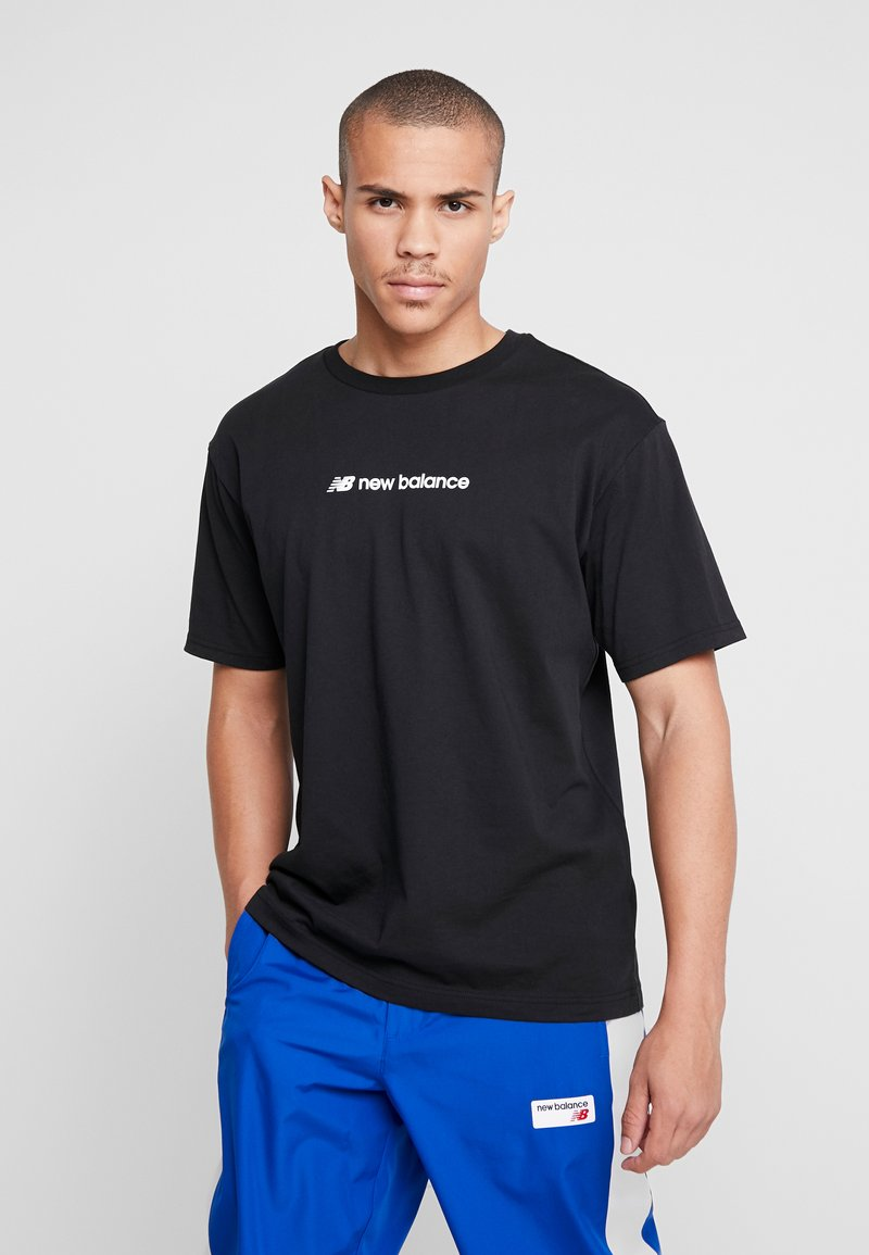 New Balance - SPORT STYLE OPTIKS  - T-Shirt print - black