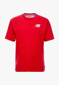 New Balance - ATHLETICS PREMIUM ARCHIVE - T-shirt - bas - team red - 4