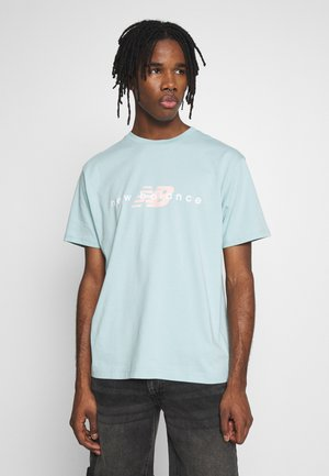 ATHLETICS FRIENDS - T-shirt con stampa - drizzle