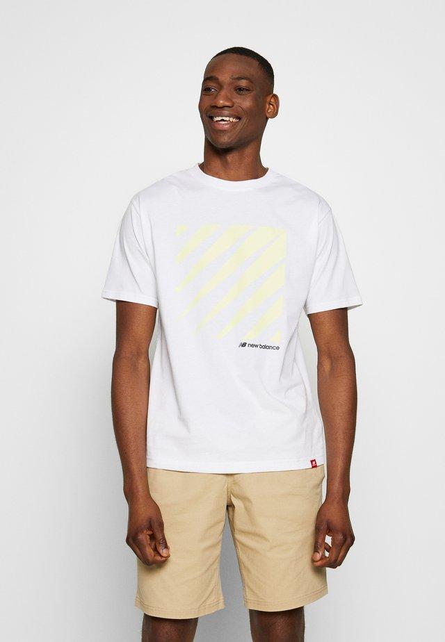 SPORT STYLE OPTIKS  - T-shirt print - white