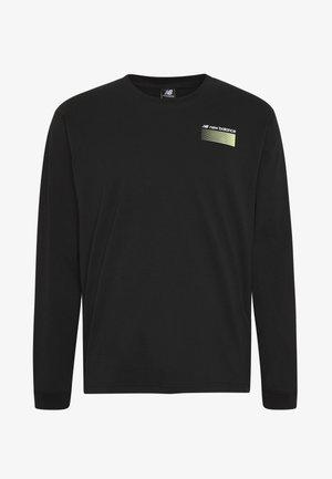 SPORT STYLE OPTIKS - Long sleeved top - black