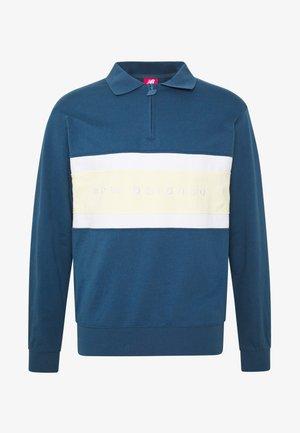 Poloshirt - stoneblue