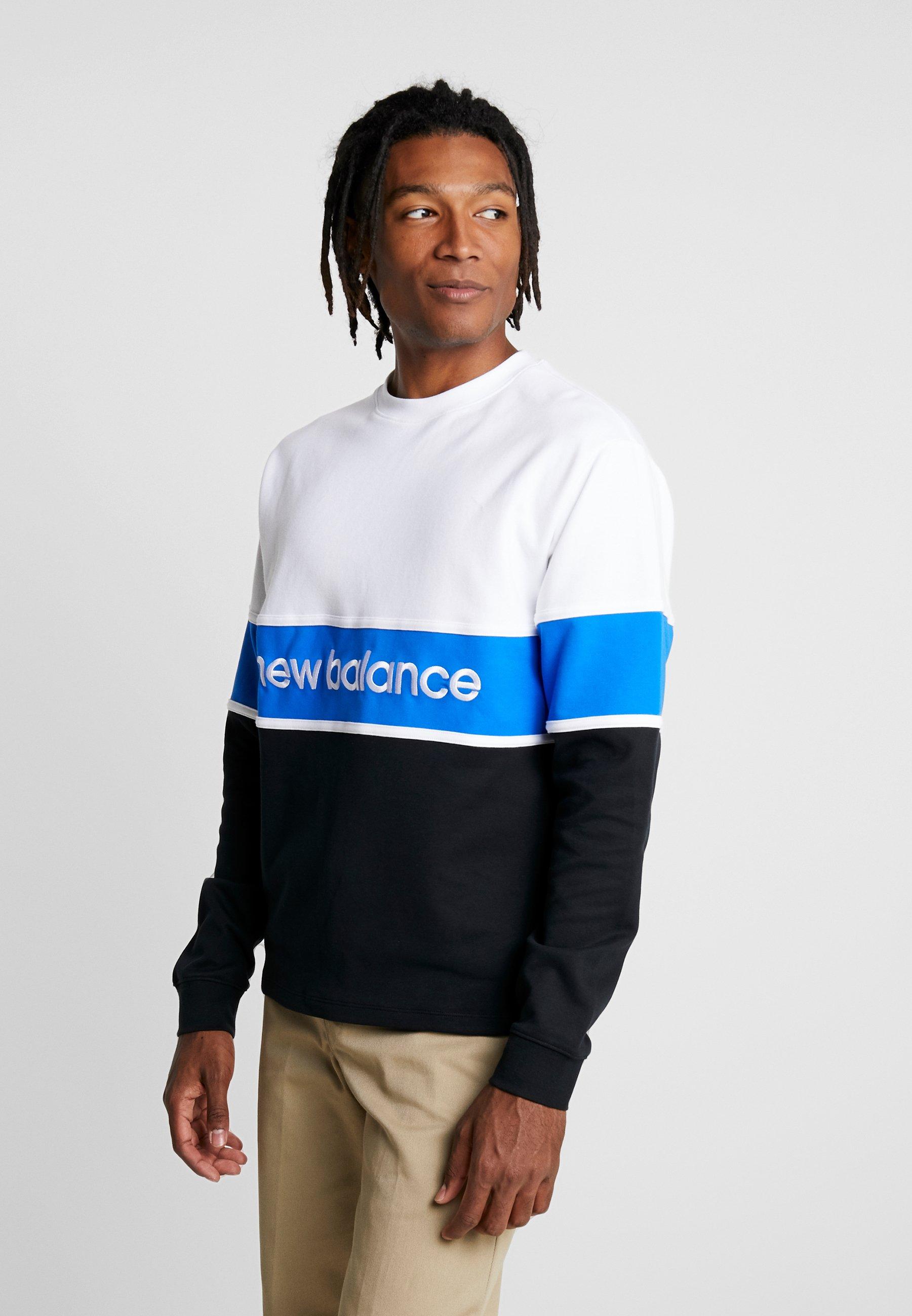 ArchiveSweatshirt Athletics Black Balance New JK3T1lFc