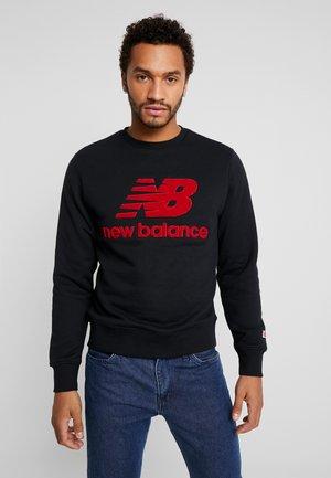 ATHLETICS STADIUM CREW - Sweatshirt - black