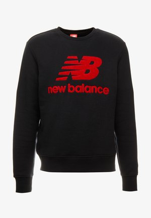 ATHLETICS STADIUM CREW - Sweatshirt - black