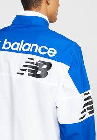 New Balance - ATHLETICS - Windjack - royal - 5