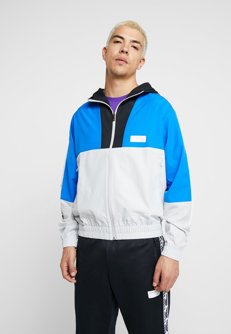 New Balance - ATHLETICS - Training jacket - vivid cobalt