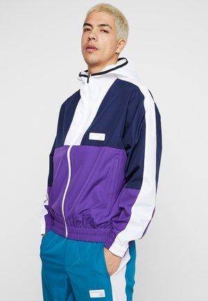 ATHLETICS - Training jacket - prism purple