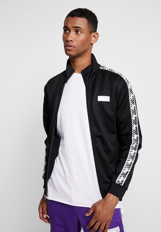 ATHLETICS CLASSIC TRACK JACKET - Trainingsvest - black