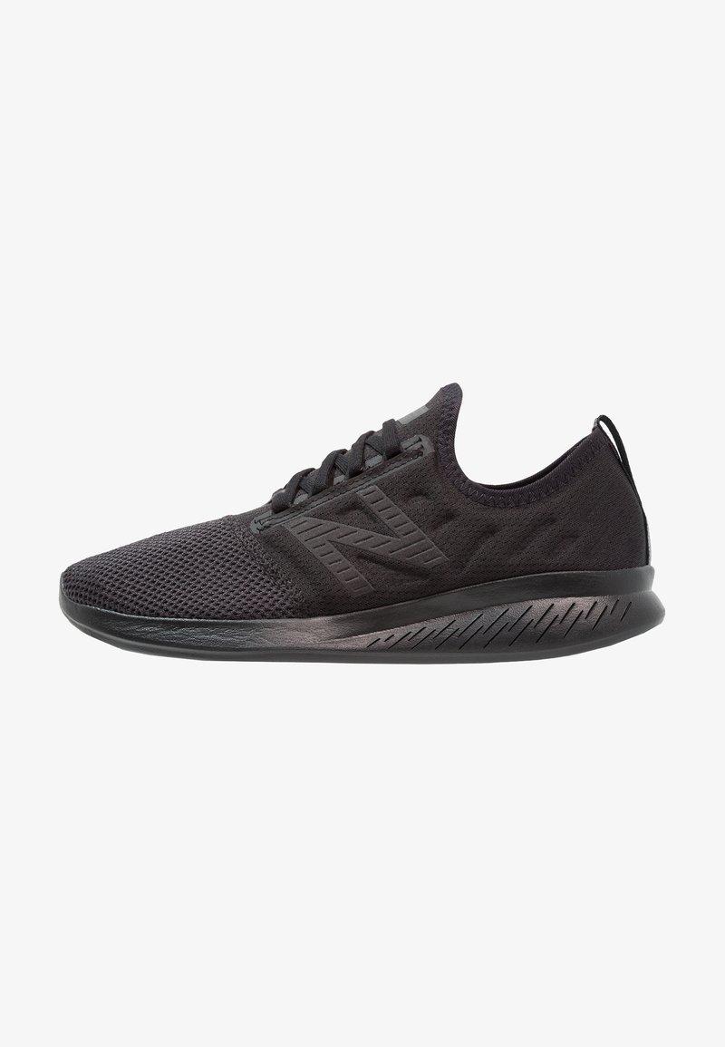 New Balance - FUELCORE V4 - Zapatillas de running neutras - black