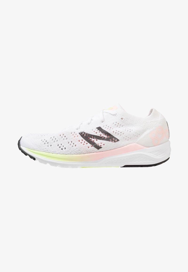 New Balance - 890 V7 - Obuwie do biegania treningowe - white