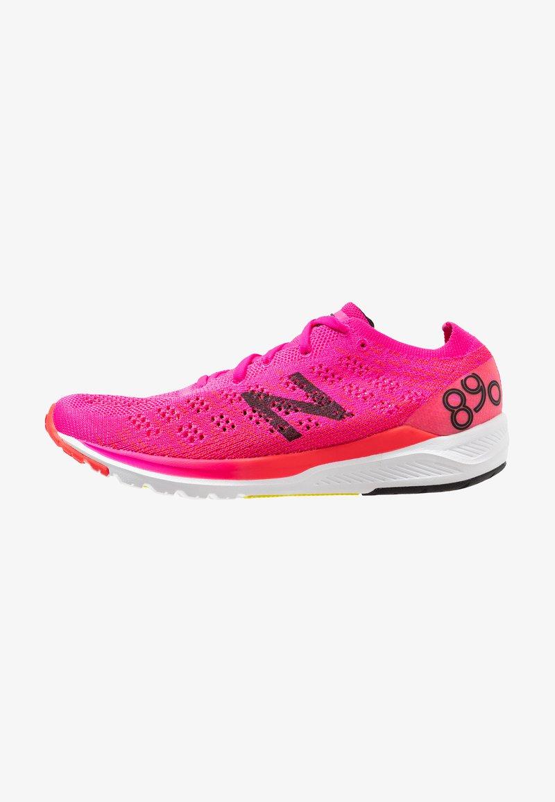 New Balance - 890 V7 - Juoksukenkä/neutraalit - pink