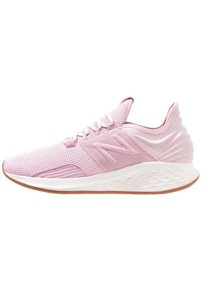 New Balance - Stabilty running shoes - oxygen pink/sea salt