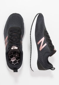 New Balance - FRESH FOAM ARISHI - Neutrala löparskor - black - 1