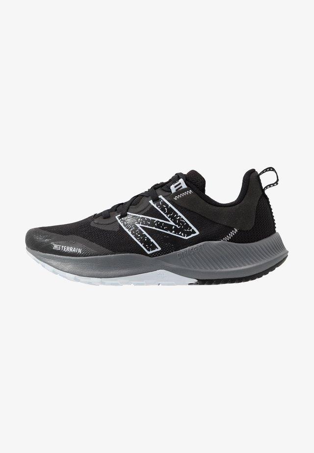 NITREL V4 - Trail running shoes - black