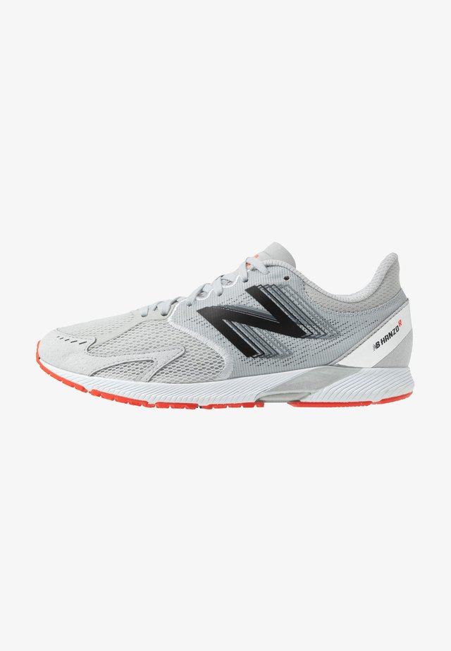 HANZO R V3 - Competition running shoes - light aluminum