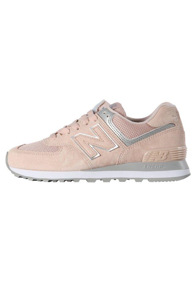 Sneakers laag - rosa (311)
