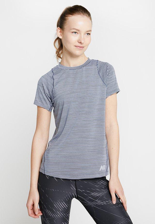 SEASONLESS  - Print T-shirt - grey