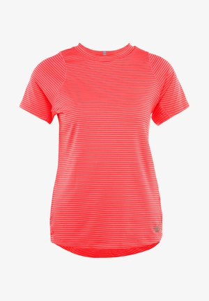 SEASONLESS  - T-shirt imprimé - guava