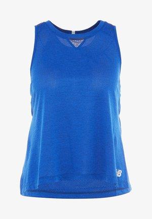 IMPACT RUN TANK - T-shirt sportiva - dark blue