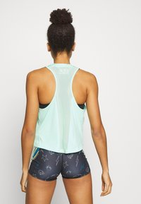 New Balance - PRINTED VELOCITY CROP TANK - Sports shirt - neo mint - 2